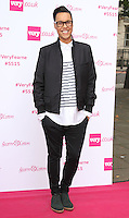Fearne Cotton very.co.uk Fashion Show - arrivals - at One Marylebone, London on September 11th 2014<br /> <br /> Photo by Keith Mayhew