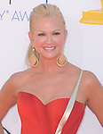 Nancy O'Dell at The 64th Anual Primetime Emmy Awards held at Nokia Theatre L.A. Live in Los Angeles, California on September  23,2012                                                                   Copyright 2012 Hollywood Press Agency