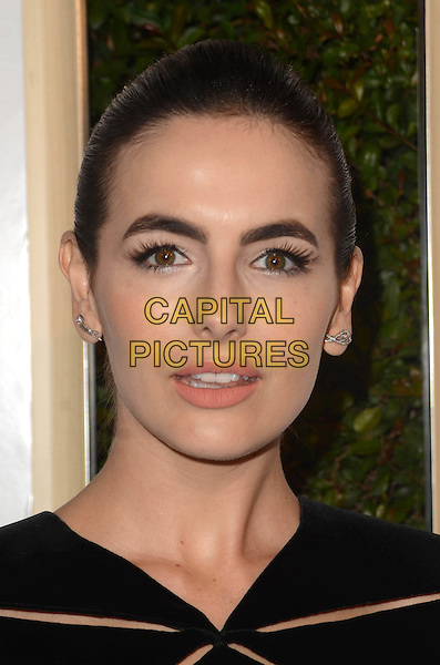 LOS ANGELES, CA - JANUARY 7: Camilla Belle at the The Art Of Elysium Tenth Annual Celebration 'Heaven' Charity Gala at Red Studios in Los Angeles, California on January 7, 2017. <br /> CAP/MPI/DE<br /> &copy;DE/MPI/Capital Pictures