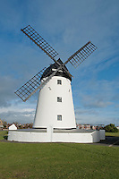 Windmill at Lytham, Lancashire,