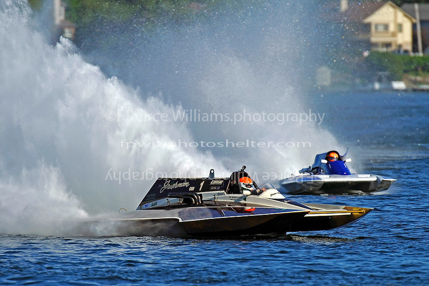 "Steve Kuhr, Jr.., GNH-1 ""The Irishman"" and GNH-11(Grand National Hydroplane(s)"