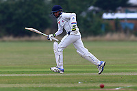 Hainault and Clayhall CC (batting) vs Oakfield Parkonians CC, Shepherd Neame Essex League Cricket at the Jack Carter Pavilion on 15th July 2017
