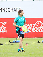 Assistenztrainer Marcus Sorg (Deutschland Germany) - 29.05.2018: Training der Deutschen Nationalmannschaft gegen die U20 zur WM-Vorbereitung in der Sportzone Rungg in Eppan/Südtirol