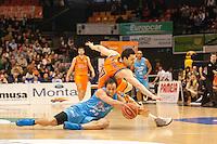 Valencia Basket - Asefa Estudiantes (9-3-2013)
