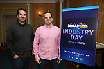 The Situation Company, Jeremy Kraus and Damian Bazadona attends Industry Day during Broadwaycon at New York Hilton Midtown on January 11, 2019 in New York City.