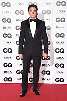 LONDON, UK. September 05, 2018: Richard Madden at the GQ Men of the Year Awards 2018 at the Tate Modern, London