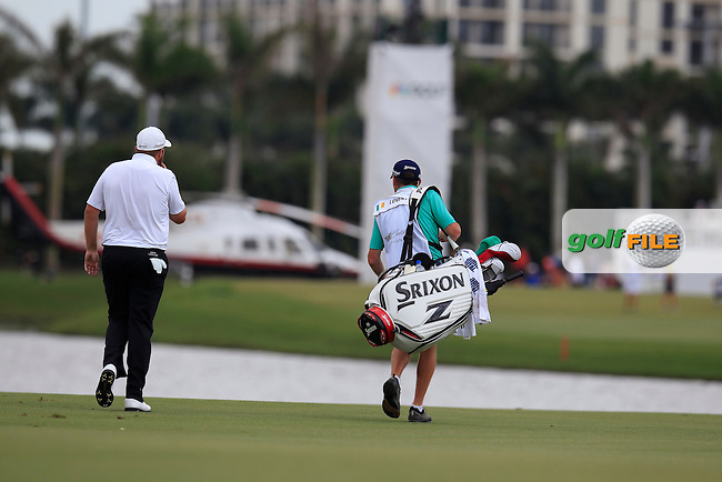 Shane Lowry (IRL) during the 3rd round at the WGC Cadillac Championship, Blue Monster, Trump National Doral, Doral, Florida, USA<br /> Picture: Fran Caffrey / Golffile
