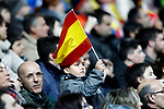 Spain's supporter during FIFA World Cup 2018 Qualifying Round match. March 24,2017.(ALTERPHOTOS/Acero)