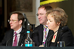 Pix: Shaun Flannery/shaunflanneryphotography.com...COPYRIGHT PICTURE>>SHAUN FLANNERY>01302-570814>>07778315553>>..13th March 2010..............Finance Yorkshire launch event, Aspire, Leeds..L-R Jonathan Dixon, Terry Hodgkinson, Rosie Winterton MP.