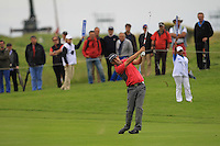 Padraig Harrington (IRL) on the 13th fairway during Round 2 of the 100th Open de France, played at Le Golf National, Guyancourt, Paris, France. 01/07/2016. <br /> Picture: Thos Caffrey | Golffile<br /> <br /> All photos usage must carry mandatory copyright credit   (&copy; Golffile | Thos Caffrey)