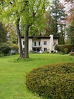 Gartenanlage Stiegeler Park, Konstanz, Baden-W&uuml;rttemberg, Deutschland, Europa<br /> Stiegeler Park gardens, Constance, Baden-W&uuml;rttemberg, Germany, Europe
