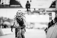 Picture by Russell Ellis/russellis.co.uk/SWpix.com - 30/01/2016 - Cycling - Cyclo-Cross - Luxembourg's Christine Majerus.