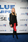 """Victoria's Secret and Sports Illustrasted Swimsuit Model Anna V. Attends NEW YORK Rangers ROLL OUT THE """"BLUE CARPET PRESENTED by Chase"""" FOR GAME THREE AGAINST WASHINGTON at Madison Square Garden, NY"""