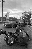 - New Jersey (USA), suburban landscape<br /> <br /> - New Jersey (USA), paesaggio suburbano