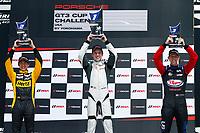2017 Porsche GT3 Cup USA<br /> Sebring International Raceway, Sebring, FL USA<br /> Friday 17 March 2017<br /> GT3 Cup USA, Race 2, Platinum Cup<br /> World Copyright: Jake Galstad/LAT Images<br /> ref: Digital Image lat-galstad-SIR-0317-14698