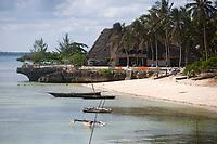 Afrique/Afrique de l'Est/Tanzanie/Zanzibar/Ile Unguja/Kizimkazi: le village de pécheurs