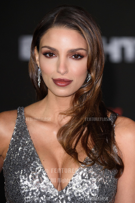 Nadia Gray at the European premiere for &quot;Bright&quot; European premiere at the BFI South Bank, London, UK. <br /> 15 December  2017<br /> Picture: Steve Vas/Featureflash/SilverHub 0208 004 5359 sales@silverhubmedia.com