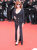 Cannes France May 12 2016 Susan Sarandon attends the Money monster Premiere at the Palais des Festival During the 69th Annual Cannes Film Festival