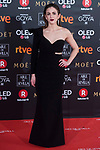 Marina Salas attends red carpet of Goya Cinema Awards 2018 at Madrid Marriott Auditorium in Madrid , Spain. February 03, 2018. (ALTERPHOTOS/Borja B.Hojas)