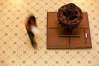 Belo Horizonte_MG, 24 de Junho de 2010..Expedicao Cultural..Na foto, o Museus de Artes e Oficios, localizado na Praca da Estacao..Foto: LEO DRUMOND / NITRO