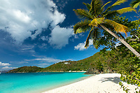 Hawksnest Beach<br /> St. John<br /> Virgin Islands National Park<br /> US Virgin Islands