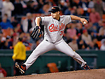 18 May 2007: Baltimore Orioles pitcher John Parrish in action against the Washington Nationals at RFK Stadium in Washington, DC. The Orioles defeated the Nationals 5-4 in the first game of the 3-game interleague series...Mandatory Photo Credit: Ed Wolfstein Photo