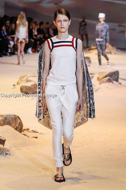 womenswear ready to wear<br /> pr&Iacute;t a porter<br /> summer 2017<br /> Moncler Gamme Rouge