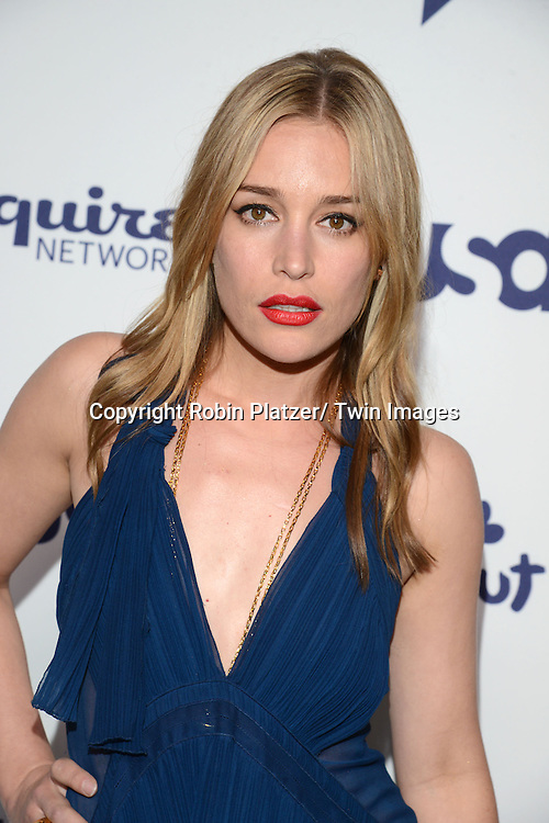 Piper Perabo attends the NBCUniversal Cable Entertainment Upfront <br /> on May 15, 2014 at The Javits Center North Hall in New York City, New York, USA.