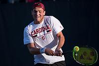 Stanford Tennis M vs USC, February 2, 2018