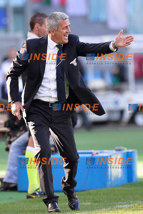 Vladimir Petkovic allenatore Lazio .Roma 26/05/2013 Stadio Olimpico.Football Calcio 2012/2013 .Calcio Finale Coppa Italia / Italy Cup Final.Roma Vs Lazio.Foto Andrea Staccioli Insidefoto