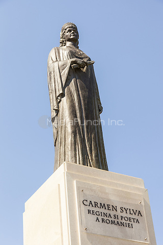 Carmen Sylva statue, Constanta, Romania   June 2015<br /> CAP/MEL<br /> &copy;MEL/Capital Pictures /MediaPunch ***NORTH AND SOUTH AMERICA ONLY***