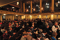 The crowd is a-buzzing, anticipating.... Century on a Spree: The Whiffenpoof Centennial (1909-2009)