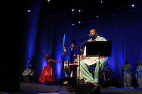 RIO DE JANEIRO; RJ; 08 DE JUNHO 2013-  Arlindo Cruz se apresentou no Citibank Hall do Rio de Janeiro neste sábado 8 empolgando a plateia com um belo show de samba. FOTO: NÉSTOR J. BEREMBLUM - BRAZIL PHOTO PRESS.