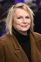 "Jennifer Saunders<br /> arriving for the ""Onward"" premiere at the Curzon Mayfair, London.<br /> <br /> ©Ash Knotek  D3556 23/02/2020"