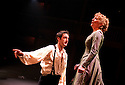 Dan Fredenberburgh,,Lynn Farleigh in RSC production The Prince of Homburgh Directed by Neil Bartlett opens at the Swann Theatre Stratford 30/1/02  pic Geraint Lewis