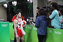 Kohei Uchimura (JPN), <br /> AUGUST 3, 2016 - Artistic Gymnastics : <br /> Men's Official Training <br /> at Rio Olympic Arena <br /> during the Rio 2016 Olympic Games in Rio de Janeiro, Brazil. <br /> (Photo by YUTAKA/AFLO SPORT)
