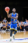 Fubon Braves vs Seoul Samsung Thunders during The Asia League's 'The Terrific 12' at Studio City Event Center on 18 September 2018, in Macau, Macau. Photo by Marcio Rodrigo Machado / Power Sport Images for Asia League