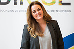 "Carmen Morales attends to the photocall of the presentation of conferences ""Series juveniles que marcaron una generacion"" by Dirige Association in Madrid, Spain. March 27, 2017. (ALTERPHOTOS/BorjaB.Hojas)"