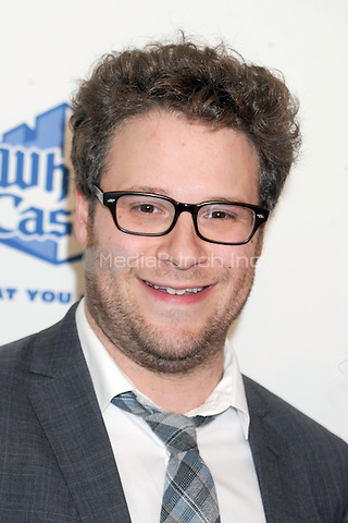 NEW YORK, NY - OCTOBER 13: Seth Rogen at Comedy Central's night of too many stars: America comes together for autism programs at The Beacon Theatre on October 13, 2012 in New York City.. Credit: Dennis Van Tine/MediaPunch