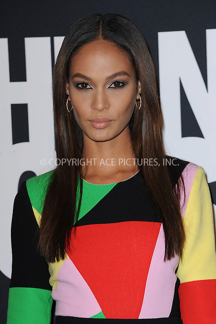 WWW.ACEPIXS.COM<br /> September 9, 2014 New York City<br /> <br /> Joan Smalls attending Fashion Rocks 2014 at the Barclays Center September 9, 2014 in New York City.<br /> <br /> Please byline: Kristin Callahan/AcePictures<br /> <br /> ACEPIXS.COM<br /> <br /> Tel: (212) 243 8787 or (646) 769 0430<br /> e-mail: info@acepixs.com<br /> web: http://www.acepixs.com
