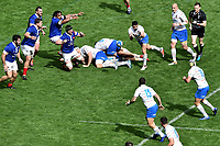Roma 16-03-2019 Stadio Olimpico<br /> Rugby Six Nations tournament 2019  <br /> Italy - France <br /> Foto Andrea Staccioli / Insidefoto