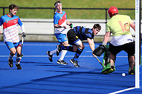 Rosmini College v CBHS. Rankin Cup and India Shield 2019 Secondary School Hockey Tournament, Nga Puna Wai Sports Hub, Christchurch, Saturday 07 September 2019. Photo: Martin Hunter/Hockey NZ