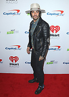 LOS ANGELES - NOVEMBER 30:  Justin Bobby at the KIIS FM's Jingle Ball 2018 Presented By Capital One on November 30, 2018 at the Forum in Los Angeles, California. (Photo by Scott Kirkland/PictureGroup)