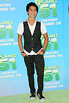 BooBoo Stewart at The Columbia Pictures' L.A. Premiere of Planet 51 held at The Mann's Village Theatre in Westwood, California on November 14,2009                                                                   Copyright 2009 DVS / RockinExposures