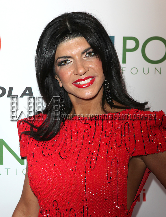 Teresa Giudice.attending the Point Foundation's Fourth Annual Gala - Point Honors New York in New York City.