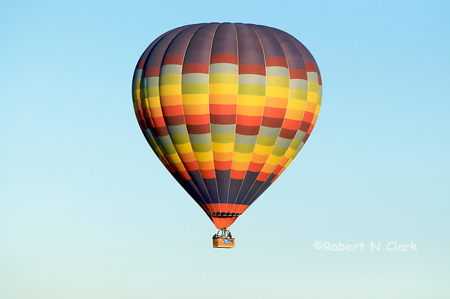 Hot Air Balloon near San Diego