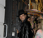 Hedwig and the Angry Inch on May 11, 2014 at the Belasco Theatre in New York City, New York was where American Idol Constantine Maroulis (Bold and The Beautiful) went back stage to see Neil. (Photo by Sue Coflin/Max Photos)