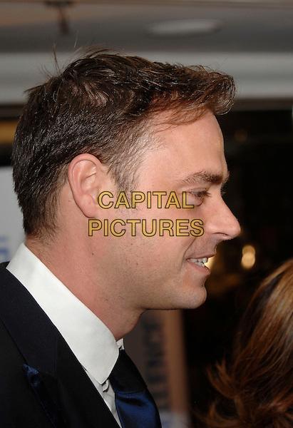 JAMIE THEAKSTON.Attending the Sony Radio Academy Awards,.Grosvenor House Hotel, .London, England, April 30th 2007..portrait headshot profile.CAP/PL.©Phil Loftus/Capital Pictures