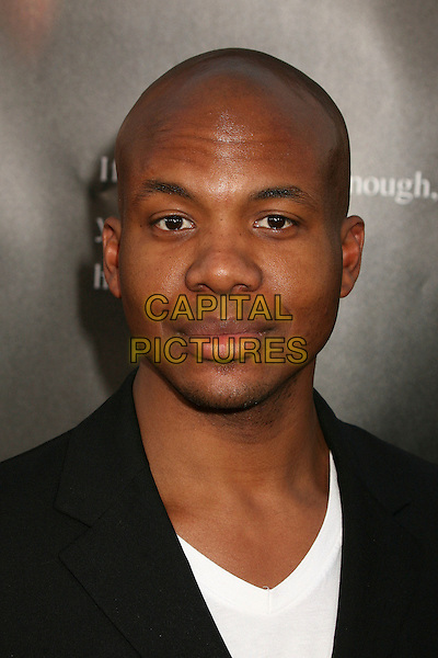 "LEONARD ROBERTS .""Fracture"" Los Angeles Premiere at Mann's Village Theatre, Westwood, California, USA..April 11th, 2007.headshot portrait .CAP/ADM/BP.©Byron Purvis/AdMedia/Capital Pictures"