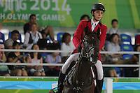 Nanjing 2014 Equitacion Single